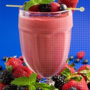 Berry Smoothie Goblet