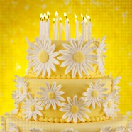 Daisy Cake Light