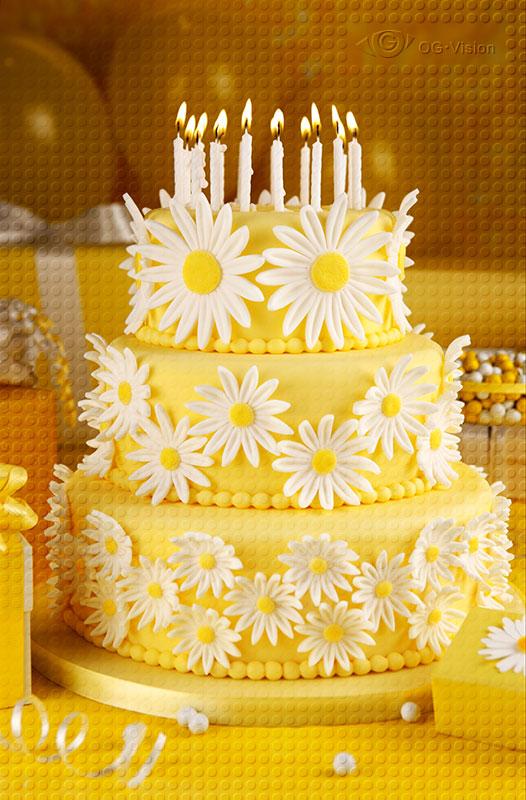 Yellow Birthday Cake Recipes — Dishmaps