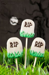 Halloween Tombstones